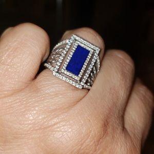 Judith Ripka beautiful ring